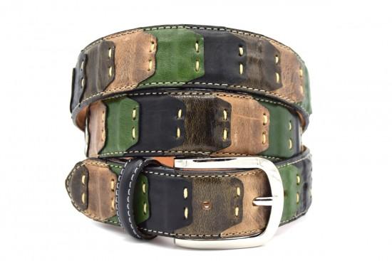 cintura patchwork