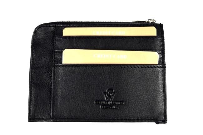ec928c3134 Portafoglio Sauvage RFID Nero - SAW7131 Pelletteria accessori