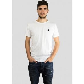 t-shirt bianca kibou