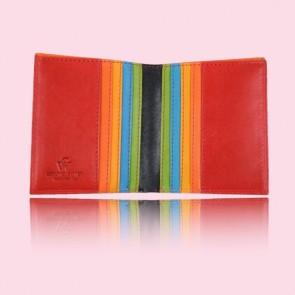 Portafoglio Multicolore Nero - GW3037