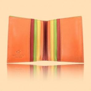 Portafoglio Multicolore Rosso - GW3037