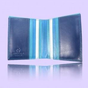 Portafoglio Multicolore Blu - GW3037