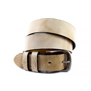 Cintura Taupe - BFF911 - 3,5 cm