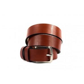 Cintura Cuoio - BFS993 - 3,5 cm