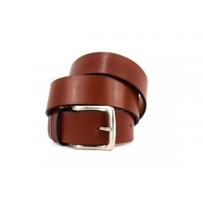 Cintura Vintage Cuoio - BFS377 - 4 cm