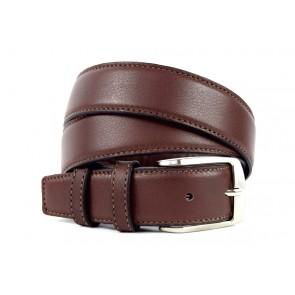 Cintura Classica Testa Moro - BFT449 - 3,5 cm