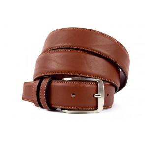 Cintura Classica Brandy - BFT449 - 3,5 cm