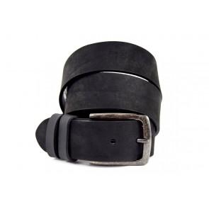 Cintura Sportiva Nera - BFC440 - 4 cm