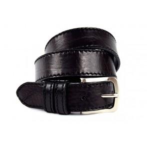 Cintura Sportiva Nera - BFT271 - 3,5 cm