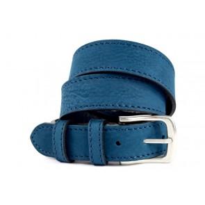 Cintura Sportiva Blu - BFC441 - 3,5 cm