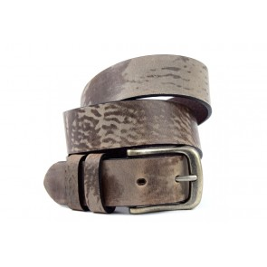 Cintura Testa Moro - BFF911 - 3,5 cm