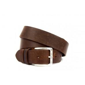 Cintura Vintage Cuoio - AB904 - 3,5 cm